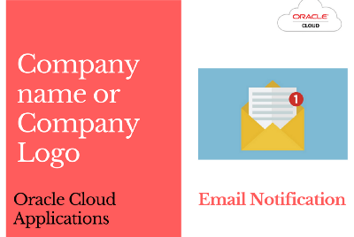 Add Company Name Or Logo to Email Notification
