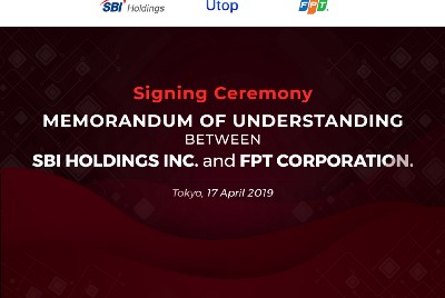 """UTop: Japanese corporation pouring """"Millions of USD"""" into FPT's Blockchain application"""