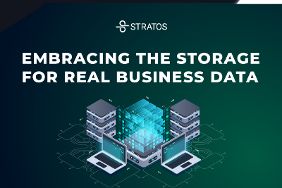 Embracing the storage for real business data