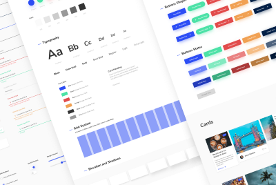 What is a Design System and how does it help in designing products faster?