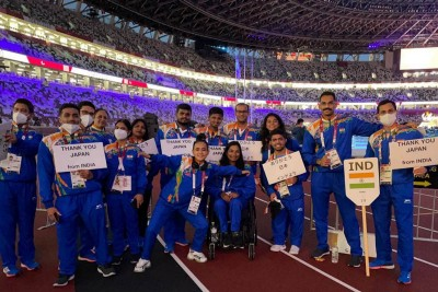 Tokyo 2020 Paralympics- an Ode to Glory.
