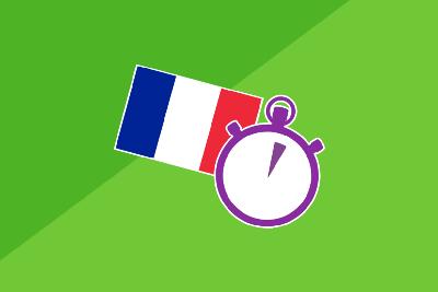 3 Minute French: Lesson 1