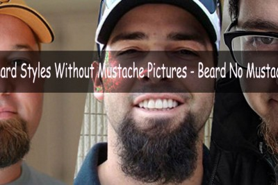 Beards Without Mustaches