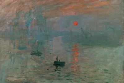 The First Painting of Impressionism