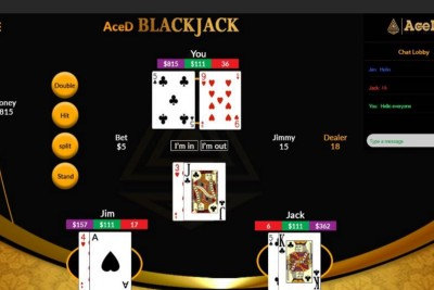 [ ACED UPDATES ] :: ACED Blackjack Is LIVE — Place Your Bet's And WIN   ACED Streaming — LAUNCH…