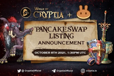DEX Listing Update for $CRYPT