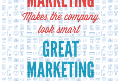 The World of Marketing and the Right Things for a Great Brand