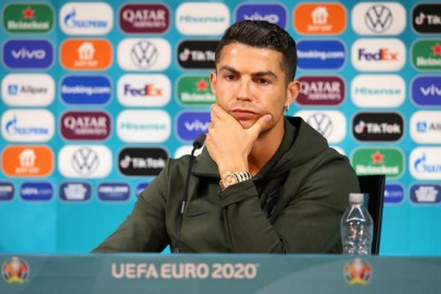 Cristiano Ronaldo Did Not Cause The Drop in Coca-Cola Share Prices—Here's Why