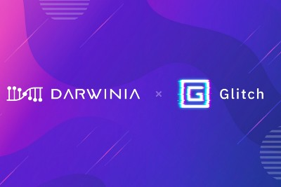 Glitch and Darwinia form a strategic partnership to extend the utility of native assets