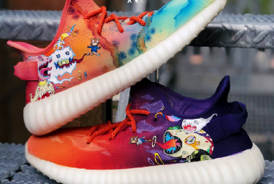 A Q&A With One Of The Voices Of Custom Sneakers: Brennan Bizon
