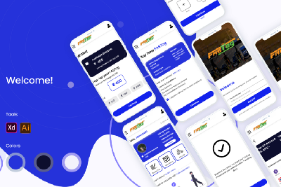 Redesigning the Indian government's FASTag app