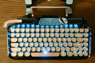 Do you love typing—wait'll you try this…