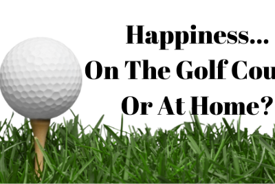 What Does Your Golf Game Tell You About The Health Of Your Marriage?