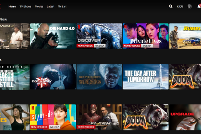 Netflix and the Recommendation System