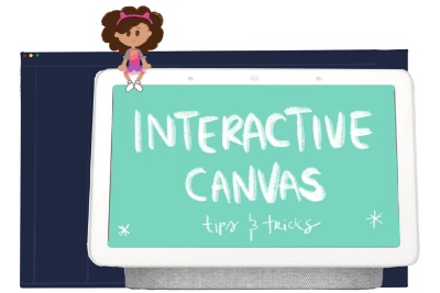 Interactive Canvas from Google Actions Cheat Guide (If You're Just Getting Started.)