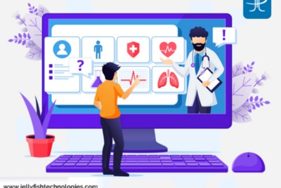 Benefits of Custom Software Development for Healthcare Sector   Jellyfish Technologies