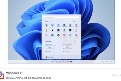 How to install Windows 11 on Mac using the VMware Fusion 12