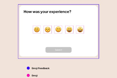 How to make a Feedback Component to seamlessly collect reviews in React.JS