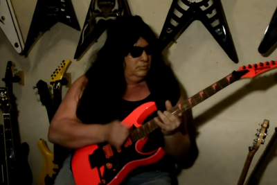 The Sad Story of The World's Worst Guitarist