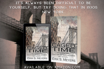 My Novel Caged Time: Based on a Family Story