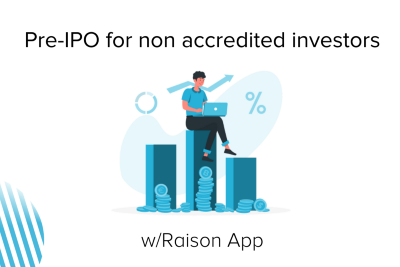 Pre IPO for individuals and accredited investors