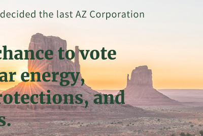 It's time to take back our power, Arizona
