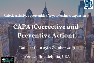 CAPA (Corrective and Preventive Action) - Medical Events Guide