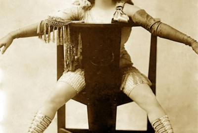 """The """"I Don't Care"""" Girl: How Vaudeville's Biggest Star Effed All the Standards"""