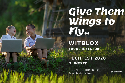 Here is why you should encourage your child for Witblox Young Inventor Competition 2020