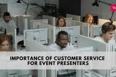Importance of Customer Support Service for Hospitality Venues & Event Presenters