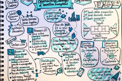 Opportunities and Challenges of Innovation Ecosystems
