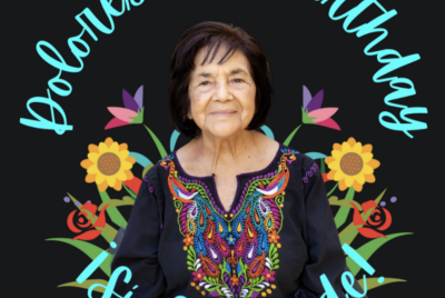 A Conversation with visionary Human & Civil Rights Leader Dolores Huerta