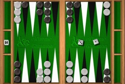 Backgammon is Life: Intuition