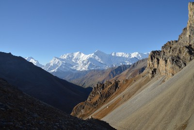 Meeting the Man of the Mountain: A Snapshot of Nepal's Annapurna Circuit