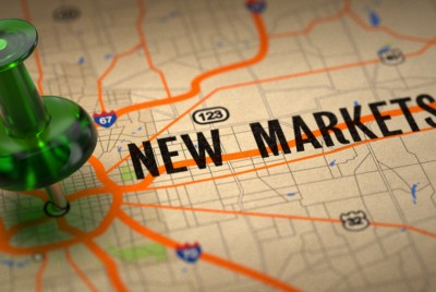 Successful startup entry into new markets