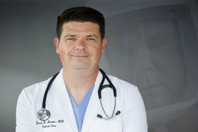 Tennessee Doctor Announces Candidacy for Governor