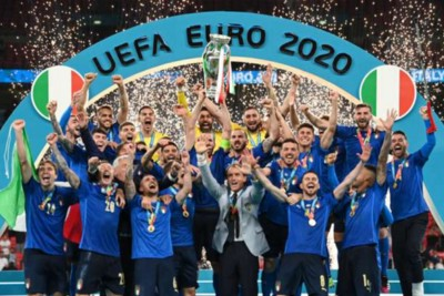 The summer of 2021 will be remembered for Euro 2020.