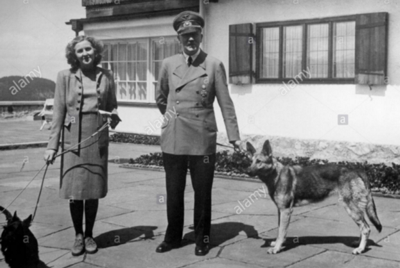 The Mysterious Life of Eva Braun: Adolf Hitler's wife