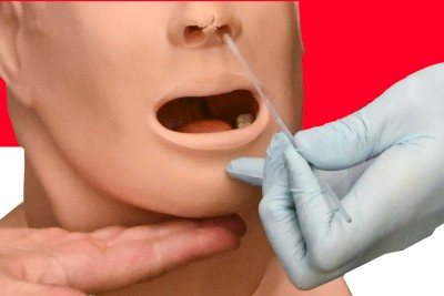 Scammers recycled covid nose-swabs