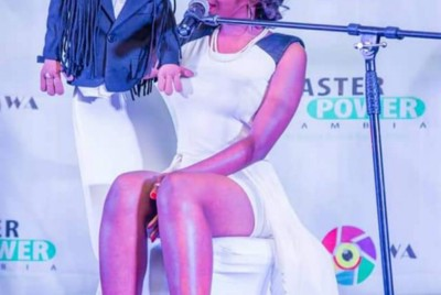 Ventriloquism gives me a peace of mind—Yvonne Tamaka.