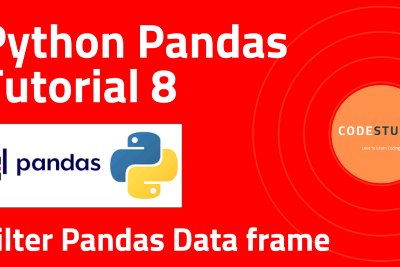 Filter Conditions in Pandas Data frame