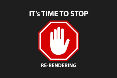 Avoid unwanted React functional component re-rendering | React.memo()