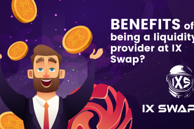 Benefits of being a Liquidity Provider on IX Swap