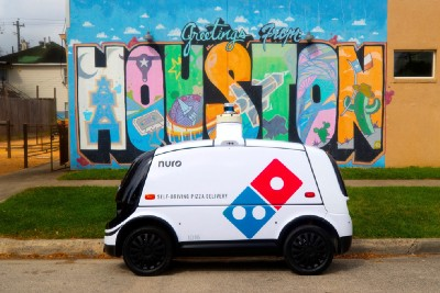 Domino's Pizza: A slice of the future!