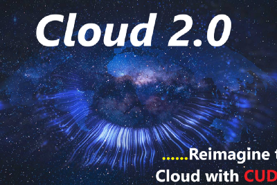 Cloud 2.0:- Reimagine the Cloud with Cudos