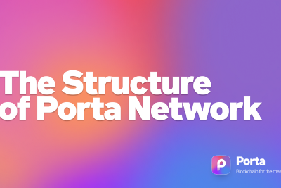 The Structure of Porta Network