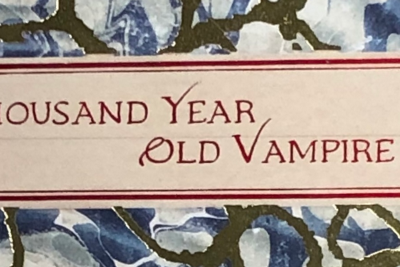 An actual-play of Thousand Year Old Vampire