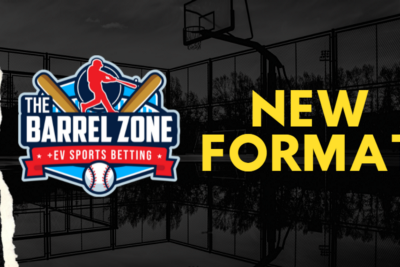 Changes to the @TheBarrelZone stream/pod format