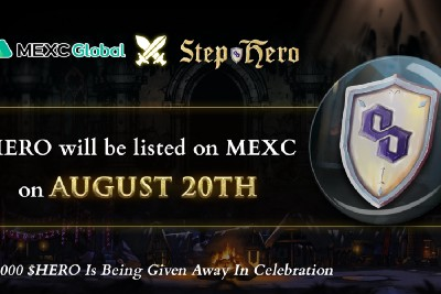 In Celebration Of $HERO Being Listed On MEXC, We Are Giving Away 10,000 $HERO