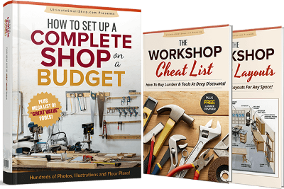 How Could You Set Up Your Woodworking Shop In A Small Space Without A Nightmare Budget?